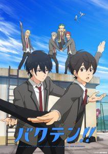 Bakuten!!: Season 1
