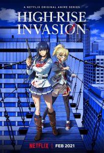 High-Rise Invasion: Season 1