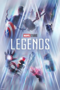 Marvel Studios: Legends: Season 1
