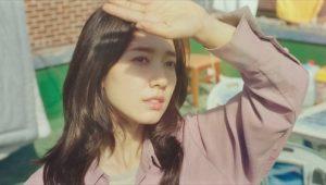 Park Shin-hye melakukan perjalanan melalui Seoul yang hancur di Sisyphus: The Myth