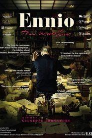 Ennio: The Maestro