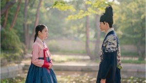 Cinta selama berabad-abad dimulai dalam potongan gambar baru untuk drama sageuk The Red Sleeve Cuff