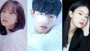 Casting lineup lengkap untuk drama remaja Twenty-Five, Twenty-One