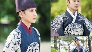 Park Eun-bin melambangkan pangeran Joseon yang kesepian di The King's Affection