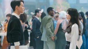 Menjelajahi cinta dan pekerjaan dengan Jang Ki-yong, Song Hye-gyo di Now, We Are Breaking Up